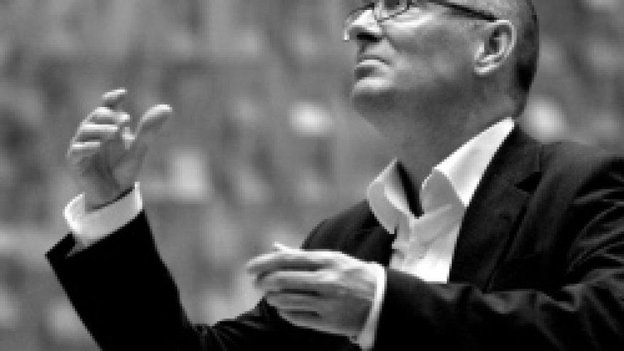 Į Vilnių atvyksta dirigentas Erikas Westberg