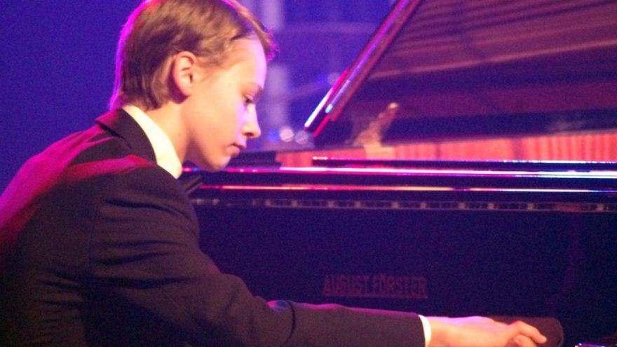 Kasparas Mikužis – fortepijono rečitalis