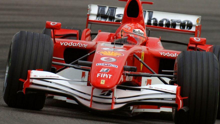 2011.08.01 – 2011.08.07 Sporto baras – F1 Formulė