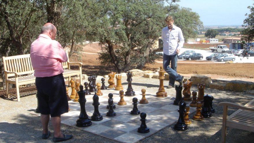 Dideli pramoginiai šachmatai