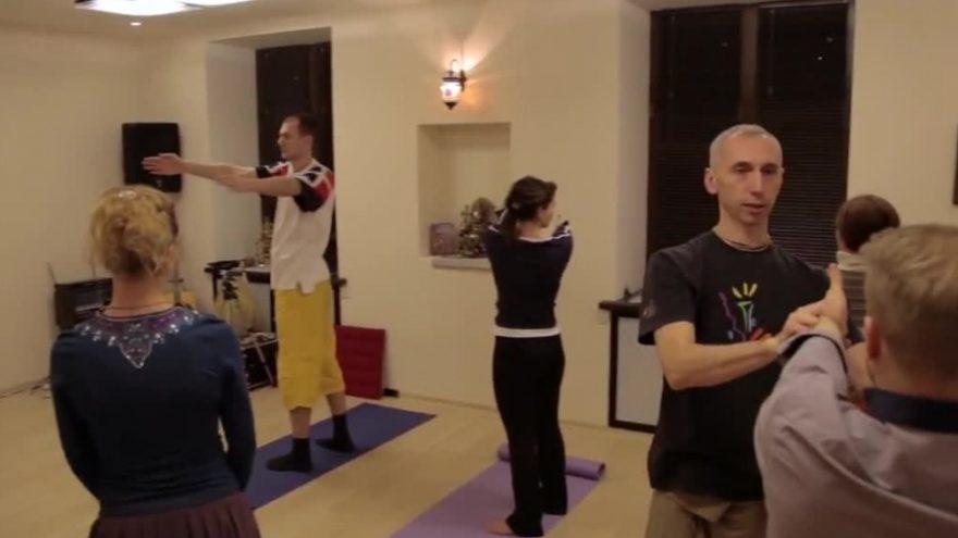 Joga-terapija su Dmitrij Majevskij