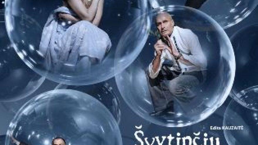 Švytinčių burbulų partija