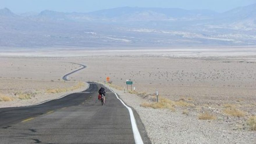 Paroda  apie dviratininkų olimpinį žygį