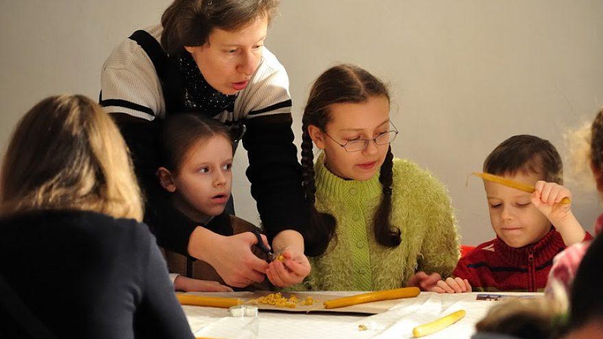 """Edukacinis užsiėmimas šeimoms """"Šv. Valentinas"""""""