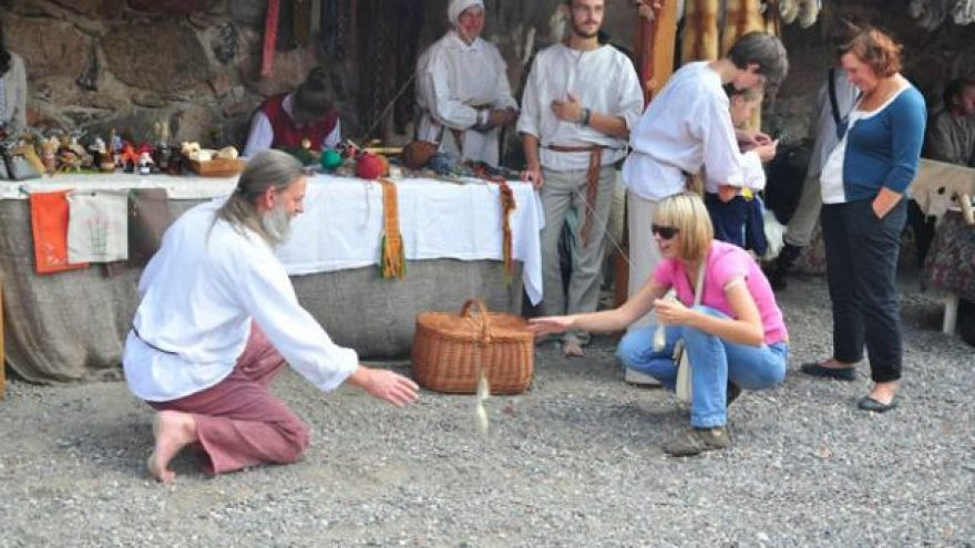Senųjų amatų šventė Trakuose