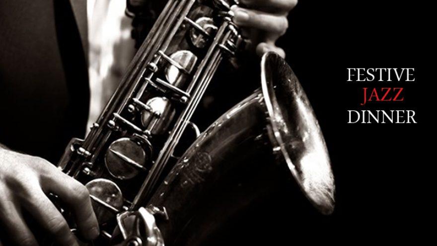 Festive Jazz Dinner – Šventiška vakarienė