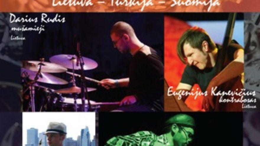 K. Vaiginio džiazo kvartetas