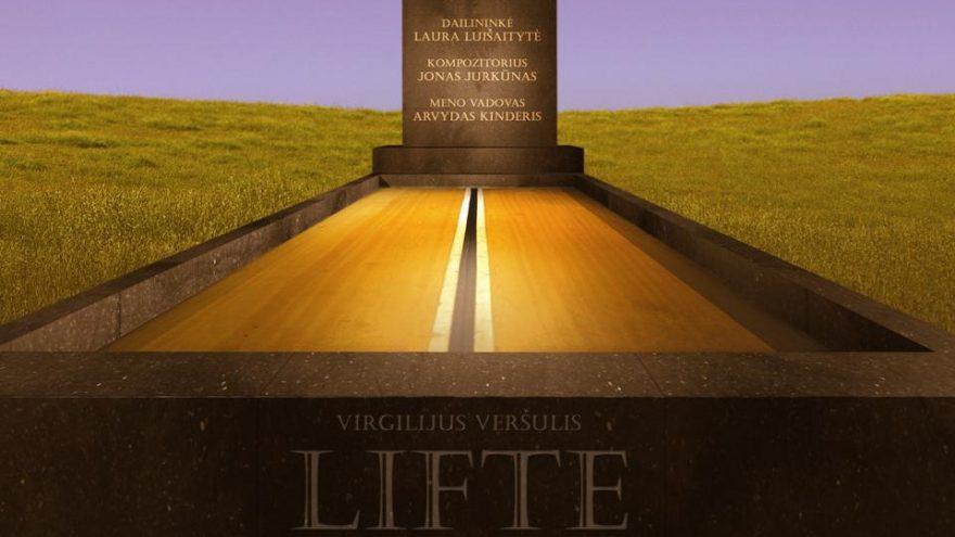 """V.Veršulio """"Lifte"""""""