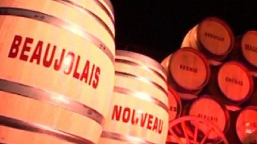 Beaujolais nouveau vyno ir maisto šventė
