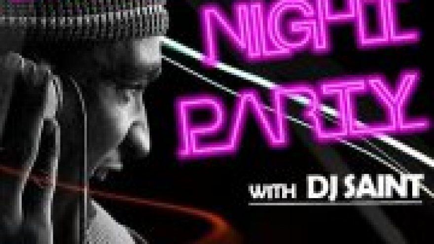 Saturday night party!