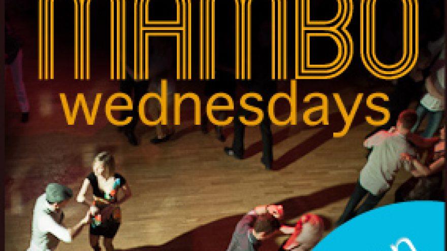 """Muzikos ir Šokių vakarėlis """"MAMBO Wednesdays"""""""