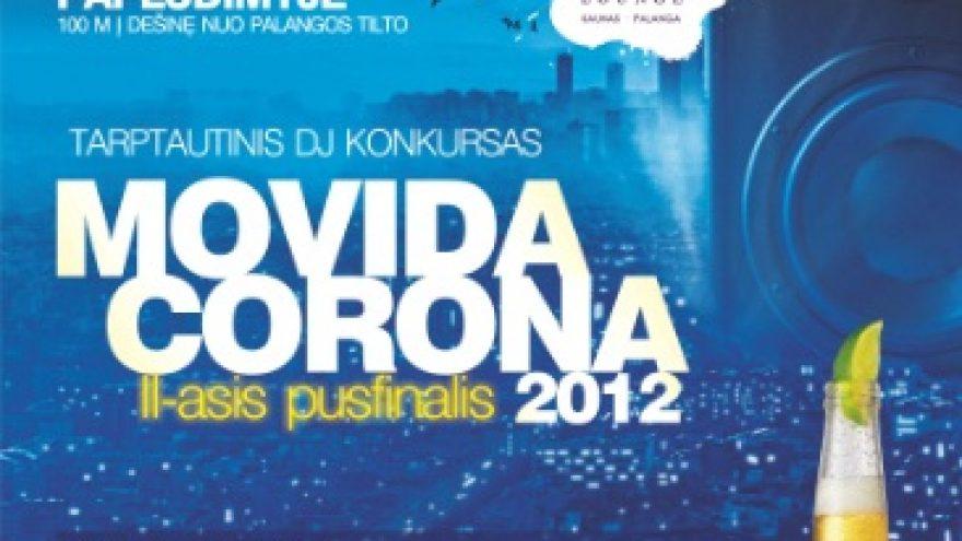 """Movida Corona"" 2012 II-asis pusfinalis"
