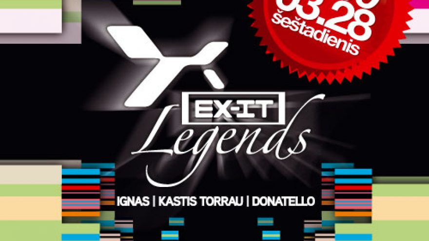 Exit Legends