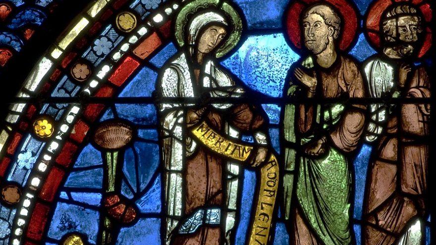 """Paskaita """"Šv. Marijos Magdalietės paslaptis"""""""