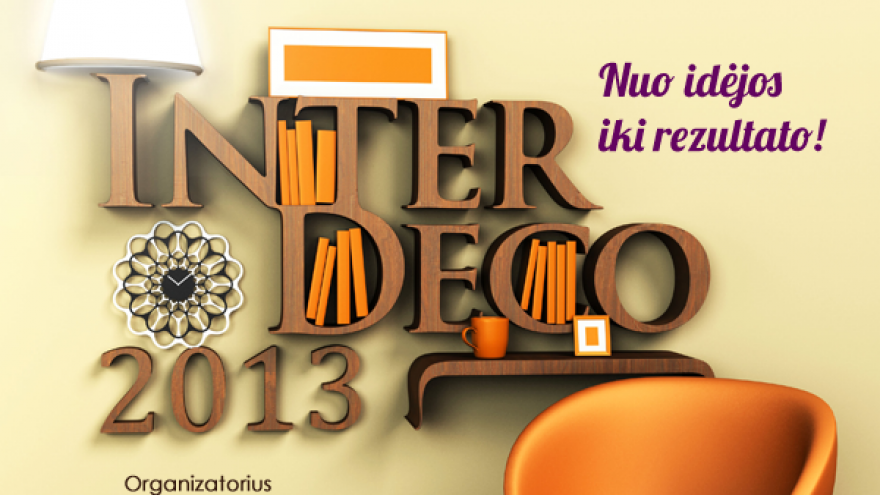 "Paroda ""Inter Deco 2013"""