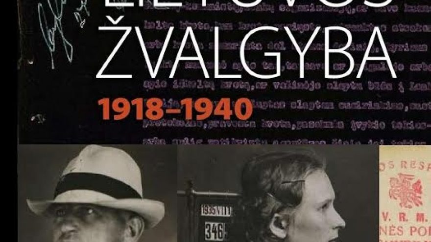 """""""Lietuvos žvalgyba 1918–1940 metais"""""""