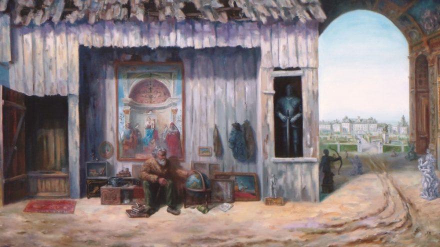 Aurimo Eidukaičio tapybos paroda