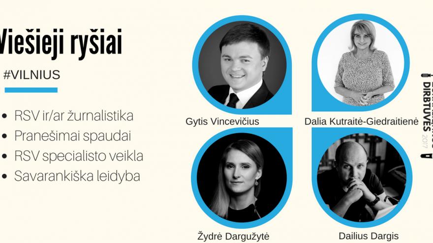 """Paskaita """"RSV specialisto veikla ir iššūkiai"""" su Dalia Kutraite-Giedraitiene"""