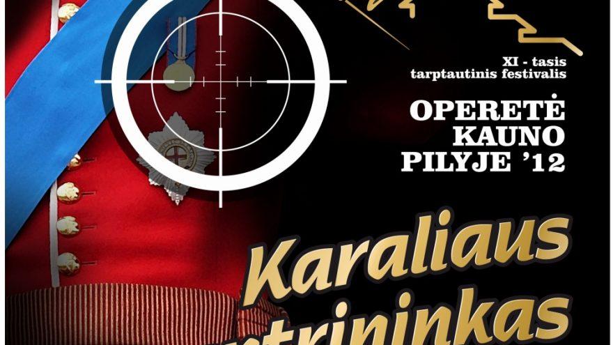 Tarptautinis festivalis Operetė Kauno pilyje' 12