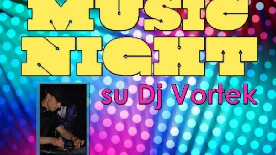 House music night su Dj Vortek @ Brandy Lounge