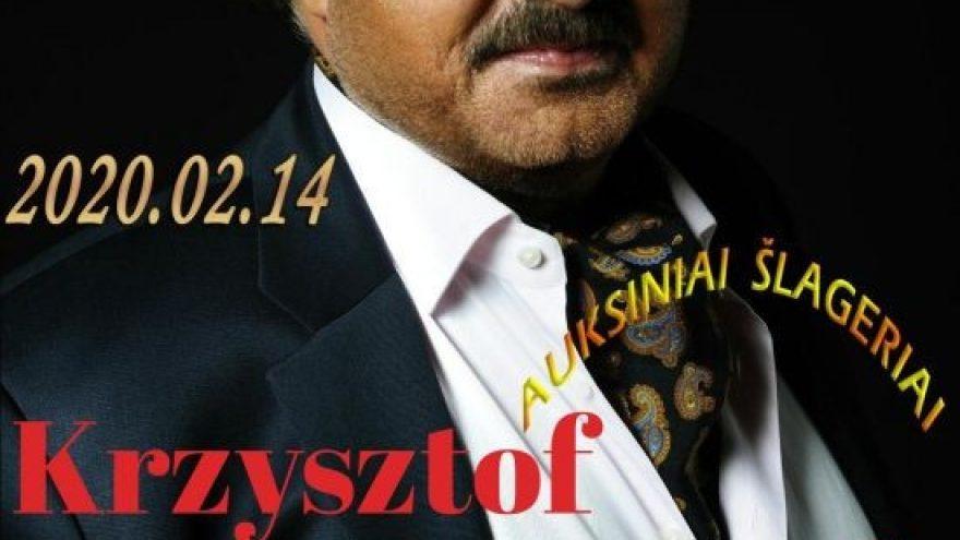 """Krzysztof Krawczyk – """"Sušoksi su manim dar kartą, paskutinį kartą"""" – """"Zatańczysz ze mną jeszcze raz, ostatni raz"""""""