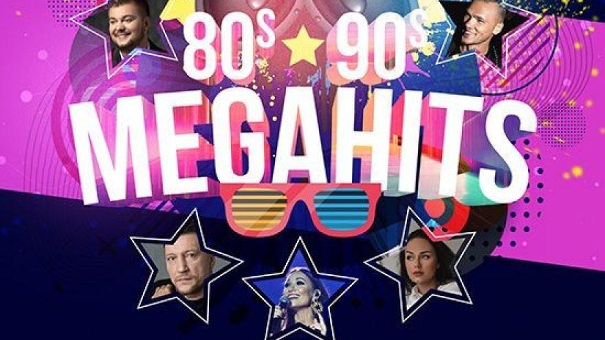 80s/90s MEGA HITS