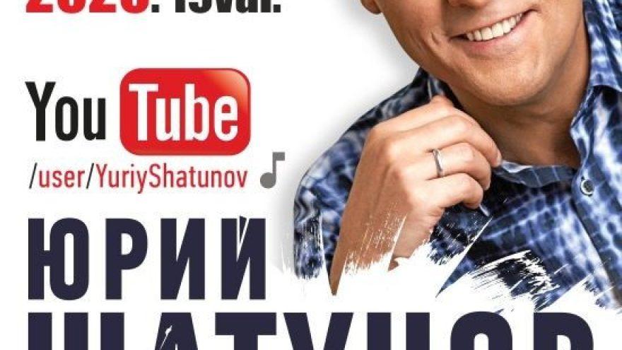 Jurij Shatunov / Юрий Шатунов