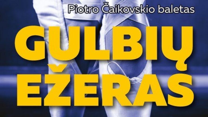 "St. Petersburg Festival Ballet ""Gulbių ežeras"" | Vilnius"