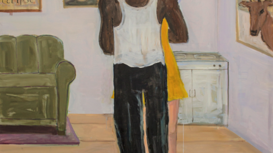 Šokančių paveikslų rečitalis. Viktoras PAUKŠTELIS