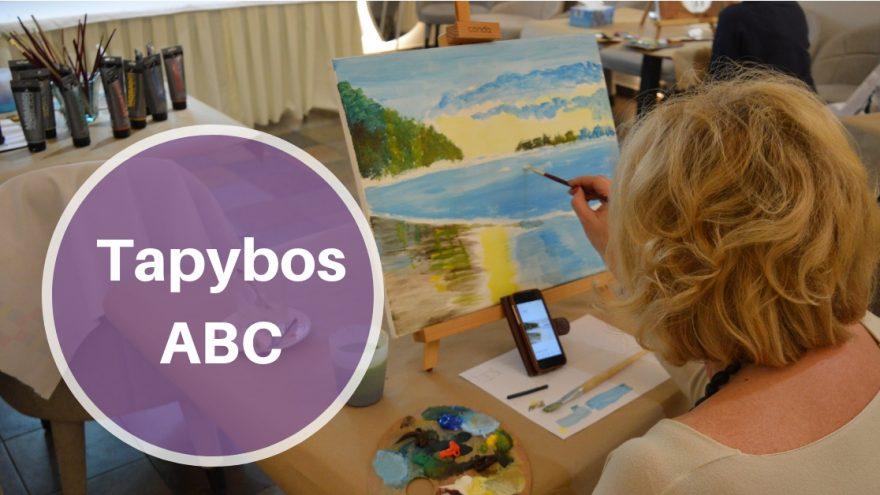 Tapybos ABC