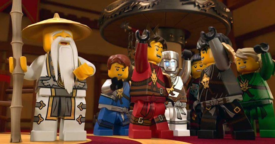 """LEGO Ninjago filmo"" kovų scenas kūrė pats Jackie Chanas (video)"