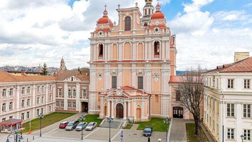 """Ekskursija """"Vilniaus Šv. Kazimiero bažnyčia ir vienuolynas"""""""