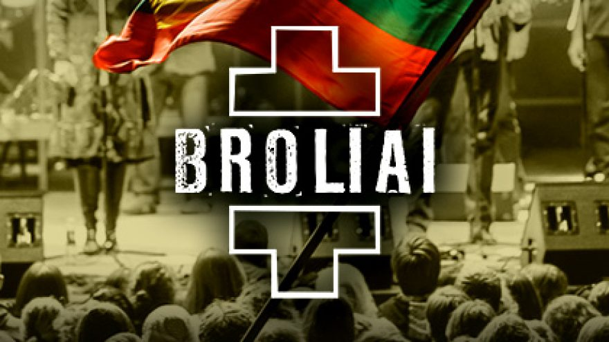 """Auszra 16: pilietinis grupės SKYLĖ koncertas """"Broliai"""""""