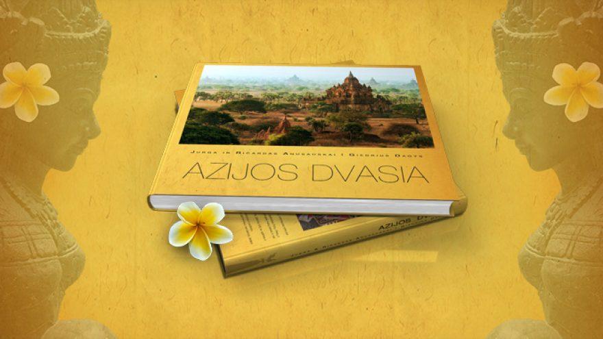 Fotoalbumo AZIJOS DVASIA pristatymas