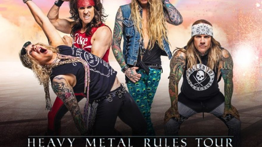 STEEL PANTHER – Heavy Metal Rules Tour