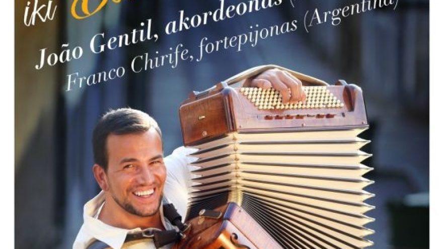 Nuo Lisabonos iki Buenos Airių / From Lisbon to Buenos Aires