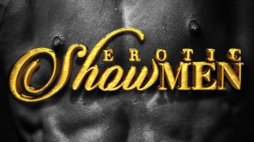 EROTIC show MEN 2019. Vyrų striptizo čempionatas Klaipėdoje