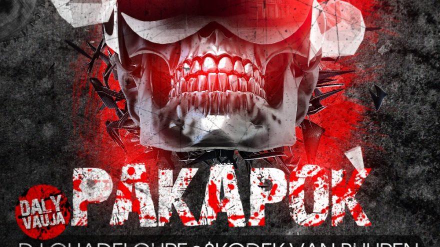 Pakapok @ Halloween Show