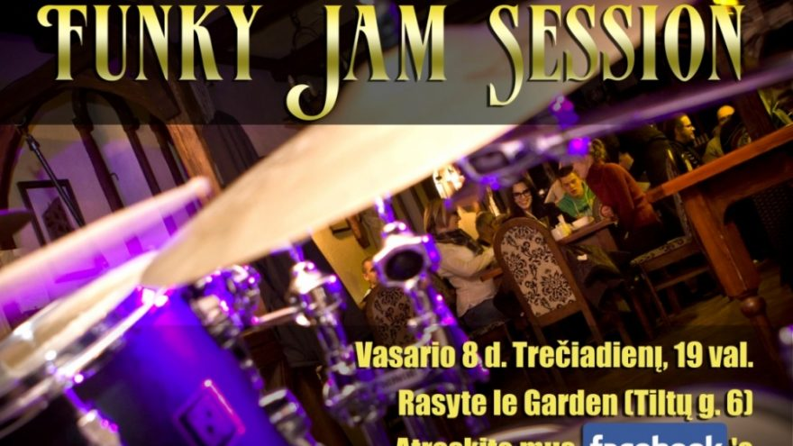 Funky Jam Session