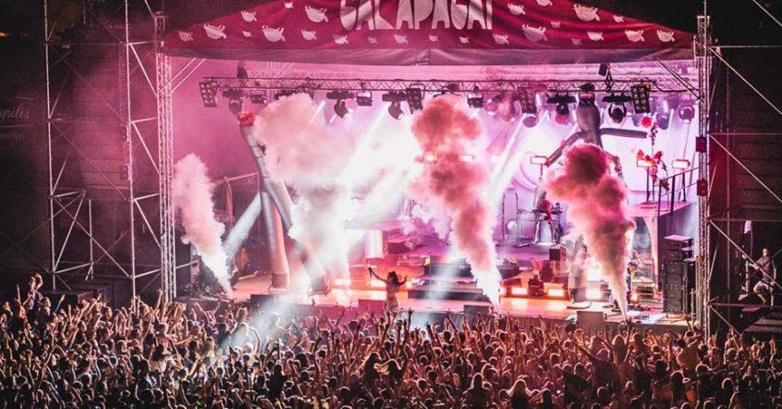 Geriausi vasaros festivaliai ir koncertai po atviru dangumi