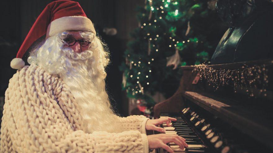 Kalėdų Senelio namelis