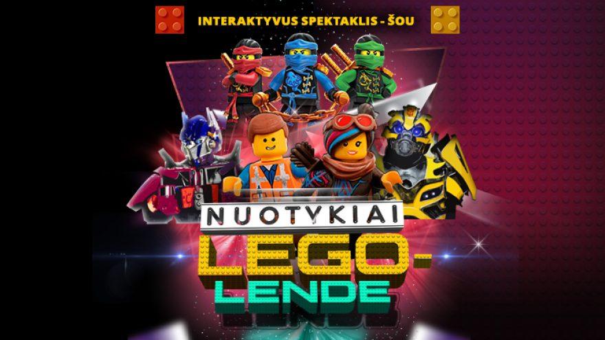 Nuotykiai Legolende