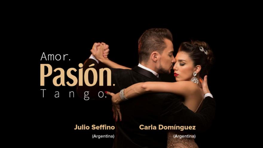 Vilniaus tango teatras – Amor. Pasión. Tango.