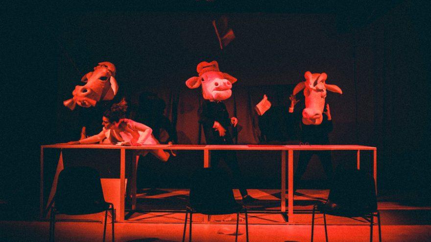 "Apeirono teatras: ""Kultas"""