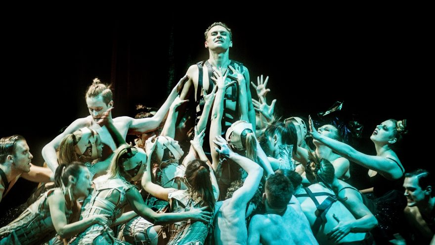 FAUSTAS Ch.Gounod opera