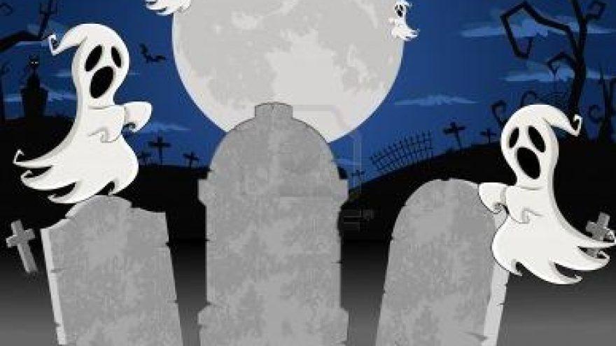Siautulingas vaiduoklių  vakarėlis MEGIUKE