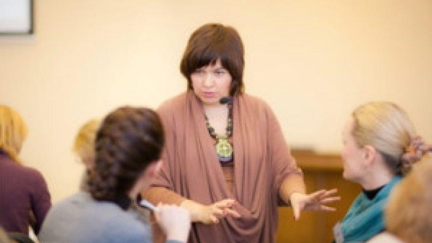 """Irinos Ravensy seminaras """"Aš – laiminga moteris!"""""""