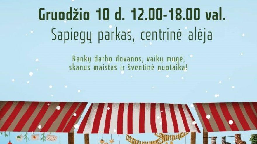 Kalėdos Sapiegų parke