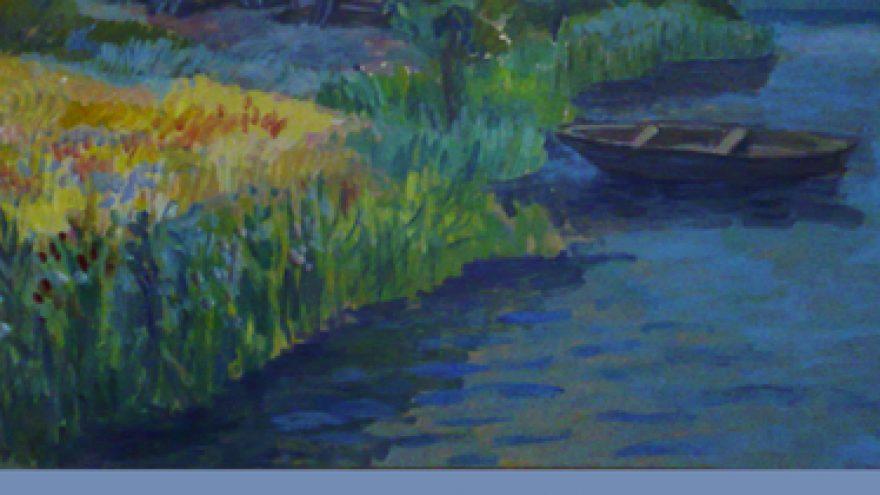 """V. Ramoškos tapybos darbų paroda """"Peizažai: bandymai"""""""