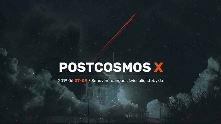 POSTCOSMOS X
